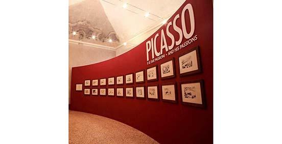 """24 gennaio - Visita guidata alla mostra """"Picasso e le sue passioni"""" riservata all'Università di Pavia"""