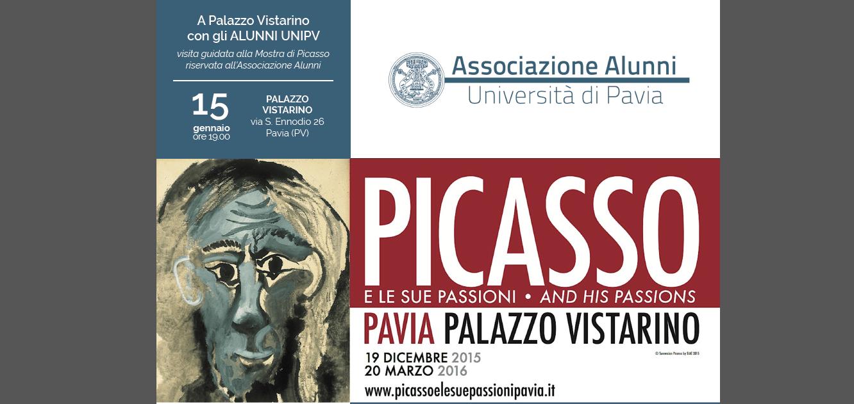 15 gennaio - A Palazzo Vistarino con gli Alunni Unipv