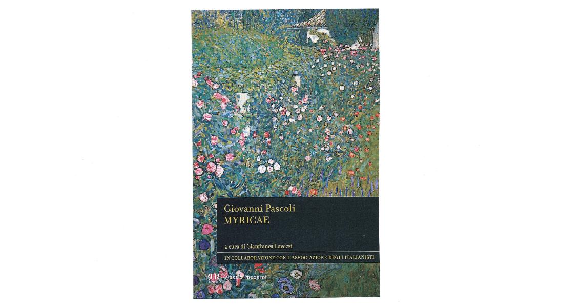 14 gennaio – Presentazione del libro Myricae a cura di Gianfranca Lavezzi