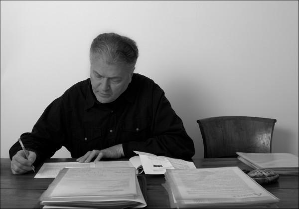 A Pavia Archivi Digitali l'archivio digitale di Franco Buffoni
