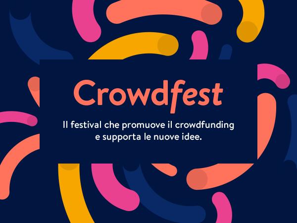 Dall'8 al 10 aprile – Universitiamo al Crowdfest di Bologna
