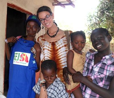 In Senegal grazie alla borsa di studio del Fondo Cooperazione e Conoscenza UNIPV