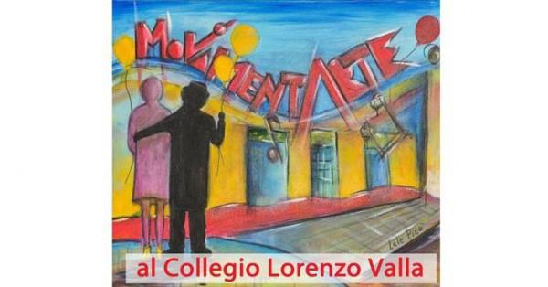 Dal 27 febbraio al 13 marzo – MovimentArte al Collegio Valla