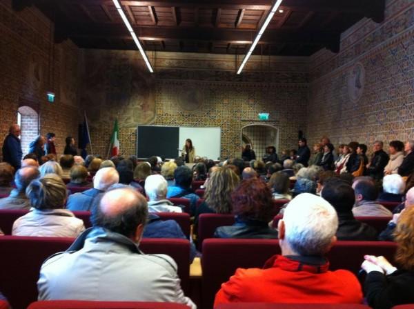 10 aprile - Visita guidata gratuita al Broletto di Pavia