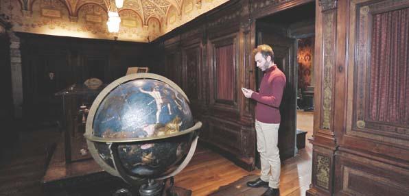 5 aprile – Percorsi di Museologia. Prove di dialogo: il Museo Bagatti Valsecchi a portata di smartphone