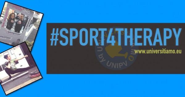 3 aprile - #Sport4therapy: Masterclass di Piloxing e di Mobility