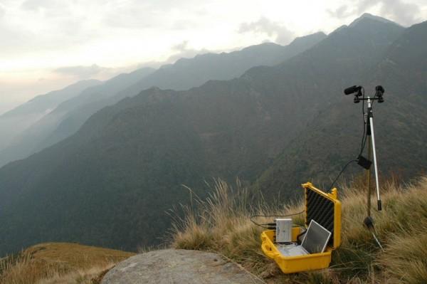 Ecoacustica: CIBRA UNIPV impegnato in un progetto nella Riserva Naturale Integrale di Sassofratino
