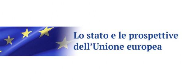 Partita il 12 febbraio la consultazione on line sull'Europa
