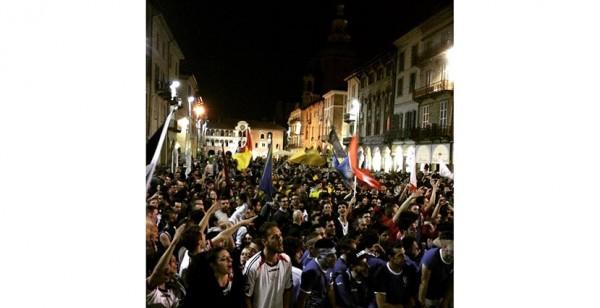 Caccia al Tesoro dei Collegi di Pavia: guarda tutti i video girati in diretta!