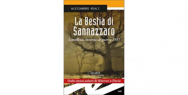"""27 aprile – Presentazione del libro """"La Bestia di Sannazzaro"""""""