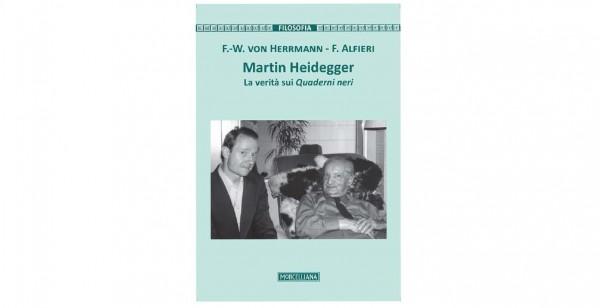 """12 maggio - Presentazione del volume """"Martin Heidegger. La verità sui Quaderni neri"""""""
