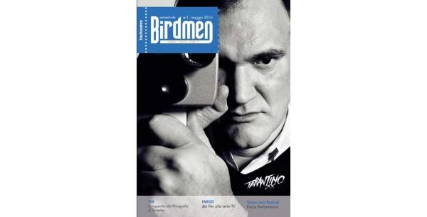 """Primo numero """"Birdmen"""""""
