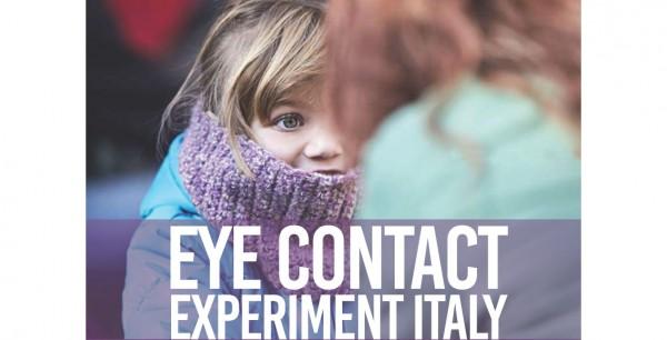 7 maggio - Eye Contact Experiment