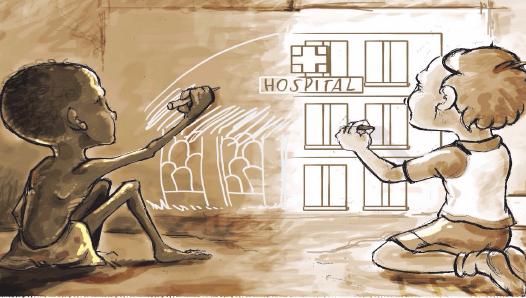 26 aprile - Malati fuori luogo, popoli in movimento
