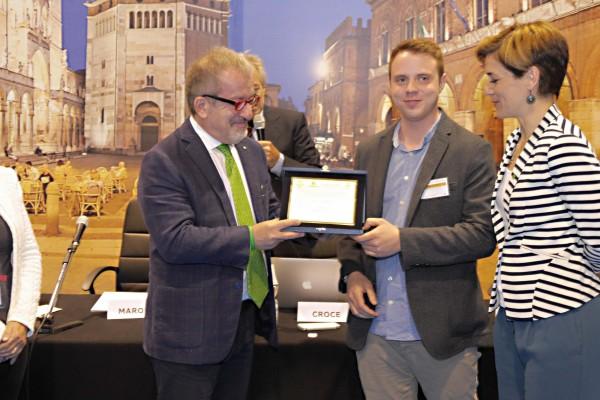 N.A.M. Spin off dell'Università di Pavia premiata al Salone BioEnergy Italy