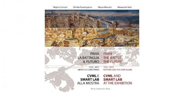 """Uscito il volume """"Pavia, la battaglia, il futuro 1525 – 2015"""""""