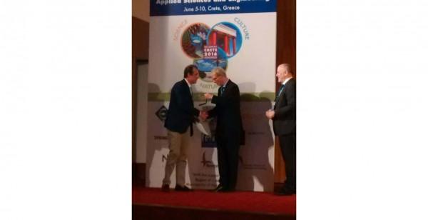 Al Prof. Auricchio la prestigiosa Euler Medal