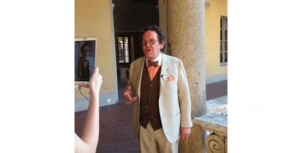 Philippe Daverio all'Università di Pavia: una lezione sulla bellezza (Video)