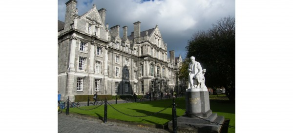 Bando Dublino: disponibile 1 posto gratuito presso il Trinity College