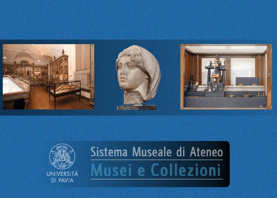 Copertina Sistema Museale di Ateneo