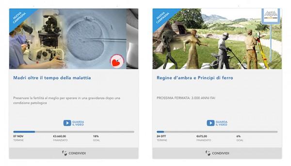 Fertilità e scavi archeologici: ecco le nuove campagne di crowdfunding dell'Università di Pavia