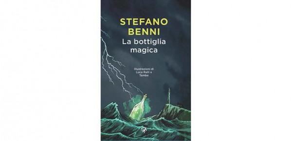 """10 ottobre - Presentazione del libro di Stefano Benni """"La bottiglia magica"""""""