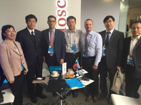 Il Polo Tecnologico a Mosca per promuovere Pavia città dell'innovazione