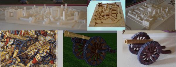 """20 ottobre - Presentazione del volume """"Pavia, la battaglia, il futuro. 1525-2015 Niente fu come prima. CVML e SmartLab alla Mostra"""""""
