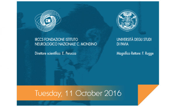 11 ottobre – Big Data for Neuroscience e XXVII Ottorino Rossi Award