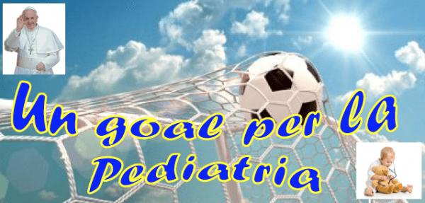 14 ottobre – Un goal per la pediatria