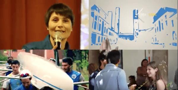 Nuovo video istituzionale dell'Università di Pavia