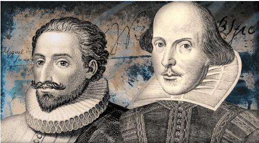 24 ottobre - Una vitalità inesaurita: 400 anni di Shakespeare e Cervantes