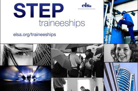Dal 14 novembre - Programma tirocini ELSA - The European Law Students' Association