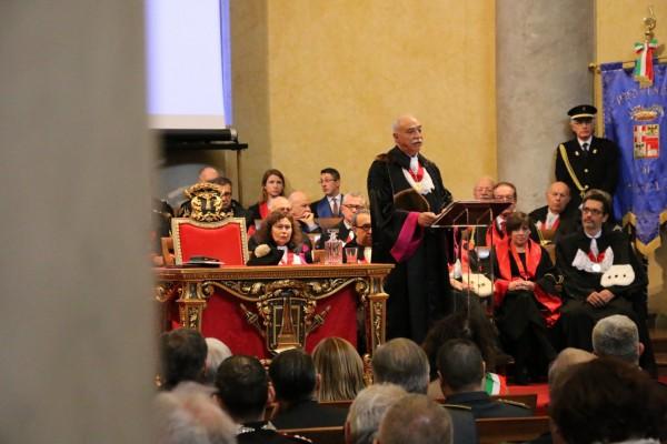 Inaugurazione Anno Accademico 2016/17 - La cerimonia integrale (Video)