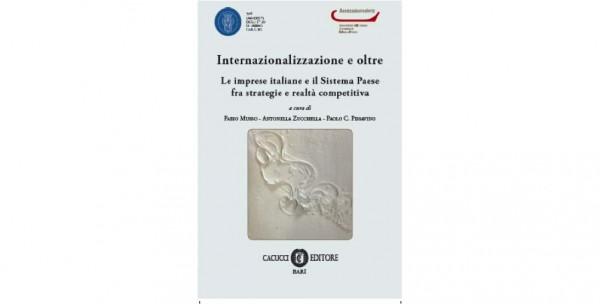 """28 novembre – Presentazione volume """"Internazionalizzazione e oltre"""""""