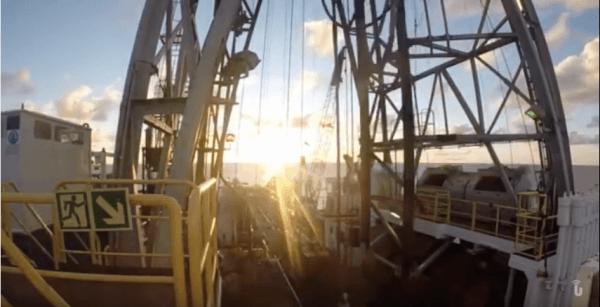 La missione dei geologi dell'Università di Pavia nell'Oceano Indiano (Video)