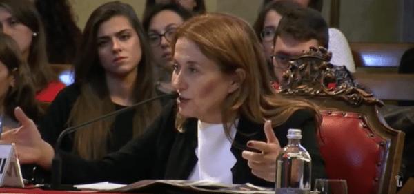 Terrorismo e comunicazione: la lectio di Monica Maggioni all'Università di Pavia (Video)