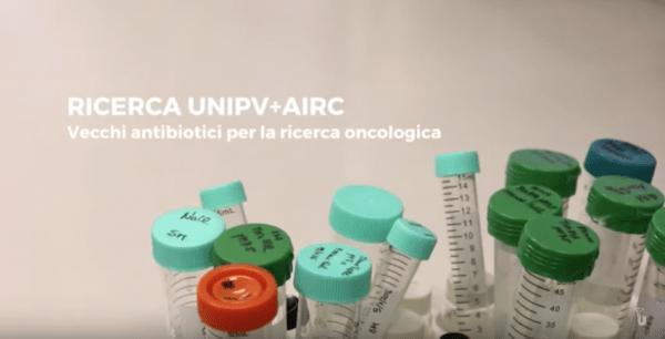 Università di Pavia e AIRC: nuove potenzialità per vecchie molecole anti-cancro (Video)