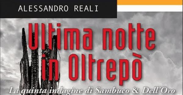 """5 dicembre – Presentazione libro """"Ultima notte in Oltrepò"""""""