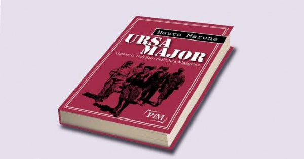 """15 novembre – Presentazione del libro """"Ursa Major"""""""