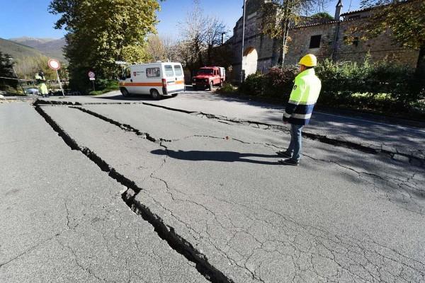 16 novembre - Il terremoto del Centro Italia: cause ed effetti geologici
