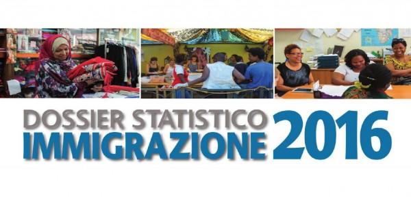 15 dicembre – Dossier Statistico Immigrazione 2016