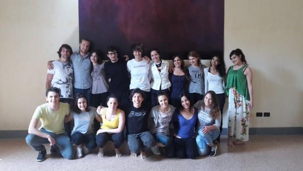 18 dicembre - Scuola di teatro - Quei giovani sull'isola