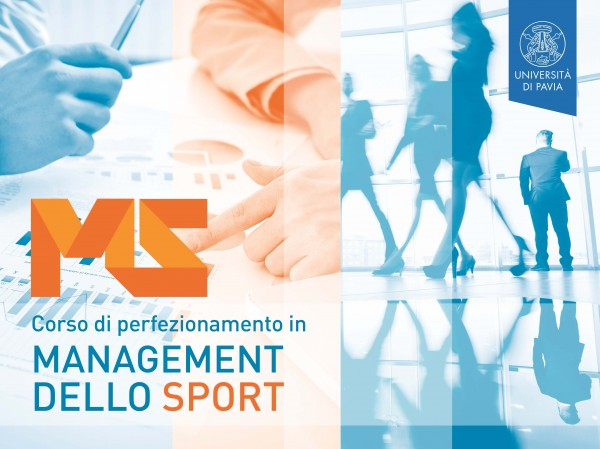 Corso di Perfezionamento post laurea in Management dello Sport
