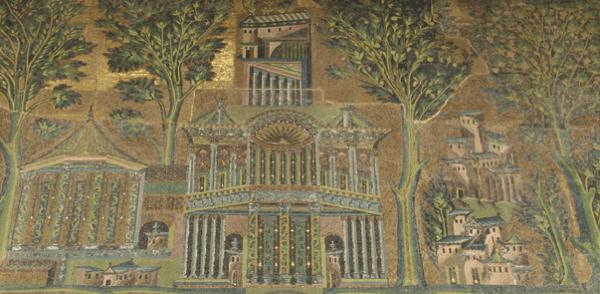 15 dicembre – Immagini arabe delle città antiche: Roma, Alessandria, Costantinopoli