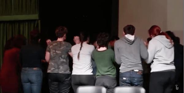 Università di Pavia e Fraschini, il primo spettacolo dalla Scuola di Teatro (Video)