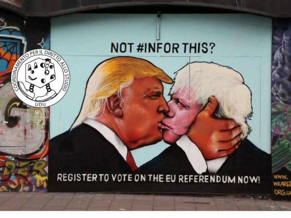 2 febbraio - Brexit e Trump: capiamone di più!
