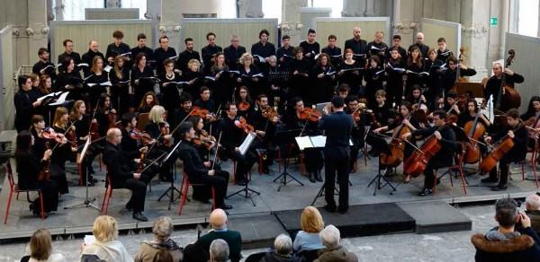 25 gennaio - Audizioni del Coro Universitario del Collegio Ghislieri
