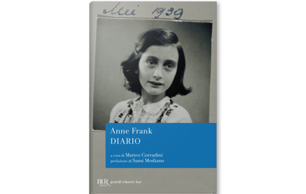 20 gennaio – Abitare la memoria: il mio lavoro sul Diario di Anne Frank