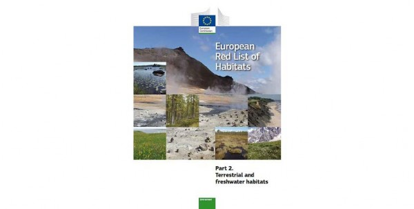 Anche una ricercatrice UNIPV per la stesura della prima Lista Rossa Europea degli Habitat